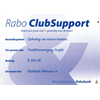 Mooie opbrengst Rabo clubsupport 2020